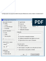 Formatação Braille Fácil EM e EFII