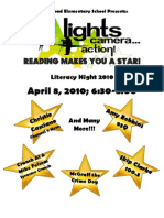 Literacy Night Packet