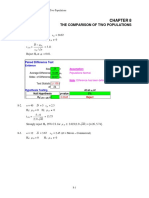 Aczel Business Statistics Solutions Ch8-12