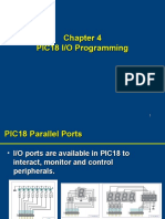 Chapter 4 PIC IO Programming