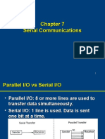 Chapter 7 Serial Communication -- An Introduction