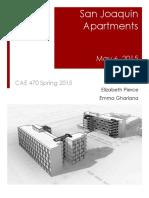 Ghariani-Pierce project plans