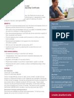 Stanford Certificaciones en Innovación