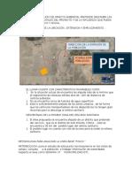 Elaboracion de La Linea Base