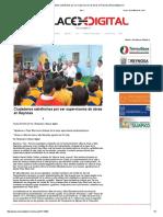03-22-2016 Ciudadanos Satisfechos Por Ser Supervisores de Obras en Reynosa