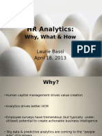 Hr Analytics Why What How