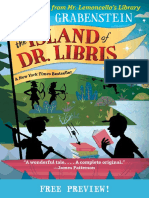 The Island of Dr. Libris by Chris Grabenstein