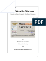SAPWood User's Manual V20