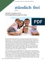 Erziehung_ Braucht Es Ein Ganzes Dorf_ - Henning Lindhoff - Eigentümlich Frei