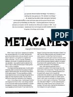 1.3 Garfield Metagames