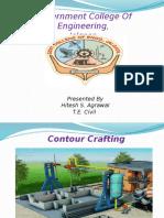 Contour Crafting Ppt
