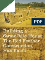 Construirea Unei Case Din Baloti de Paie - Manualul de Constructii