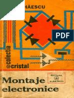 Montaje Electronice - CC 1982 - Color