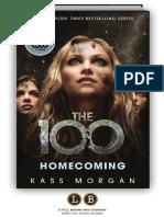 Homecoming(Series 3#) by Kass Morgan