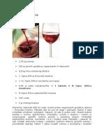 Recept - Vino Od Aronije