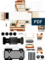 VW Karmann Safari para montar