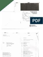 Parâmetros de Dosagem Do Concreto_ABCP