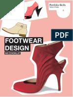 Footwear Design Portfolio Skills Fashion Amp Textiles