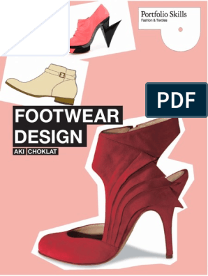 1680561dd38 Footwear Design Portfolio Skills Fashion Amp Textiles | Foot | Shoe