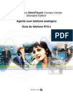 OtccsContact Center Standard Edition - Analog Phone10.x Ug Agentonanalogse 8al90106ptaa 1 Pt