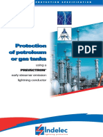Protection of Petroleum or Gas Tanks