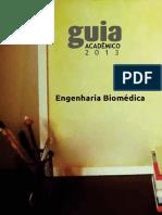 Guia Acadêmico 2013 - Engenharia Biomédica