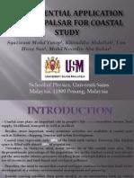 Ob 5 - The Potential Application of Alos Palsar for Coastal (Nascon2010)