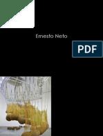 Ernesto Neto - Portfolio