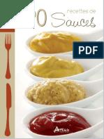 90 Recettes de Sauces (Tendance Recettes)