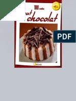 100 Recettes Tout Chocolat