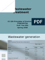 Wastewater Treatment Blanks