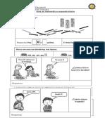 Guía de Reforzamiento Matematica 2do