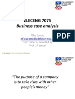 2. Business Case Analysis