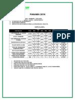 Promo a Panama Saliendo Desde Chiclayo
