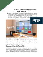 NP_Conoce las ventajas del Apple TV más vendido de la historia