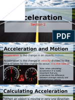 powerpoint 5-2 acceleration