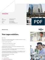 Your Regus Proposal