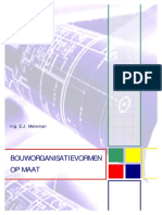 Organisatie Van de Bouwprocess