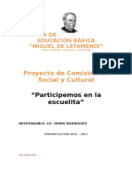 PROYECTO COMISION VULTURAL