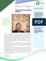 Boletín Informativo 19 Voz Educativa