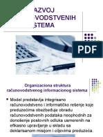 Miljana Dimitrijević, Dragana Bogdanović - Razvoj Računovodstvenih Sistema