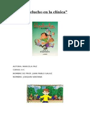 Libro papelucho en la clinica pdf