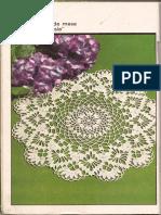 R4 Centro de Mesa Hortensia y Tapete Flor Imperial