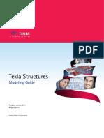 Tekla Structures Modeling Guide