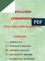 La Pollution Atmosphérique