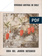 Guía Jardín Botánico UACh