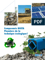 2011 ROSTA Image Green Technology FR