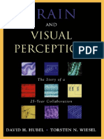 Brain and Visual Perception 1 0195176189