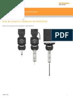 Guía de Usuario e Instalacion de PH10 PLUS