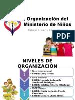 Organización Del Ministerio de Niños